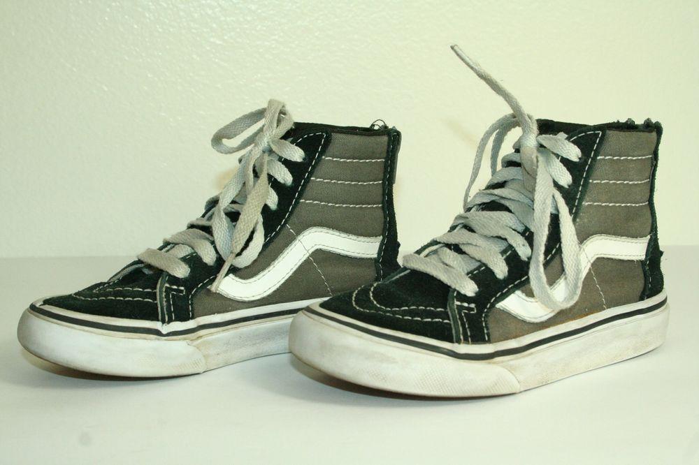 kids vans shoes 12