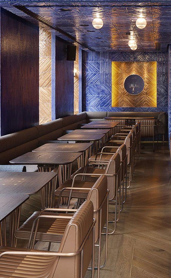 Babaji London Uk London Interior Restaurant Pictures