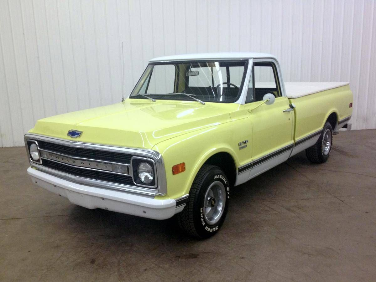 1970 Chevrolet C10 For Sale Hemmings Motor News Cars Trucks