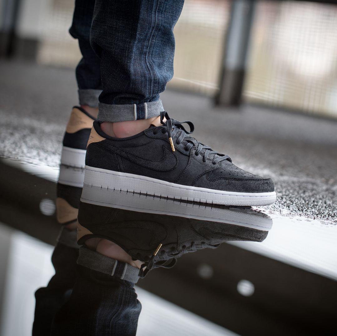 Nike Air Jordan 1 Retro Low OG Premium | Air jordans, Jordan ...