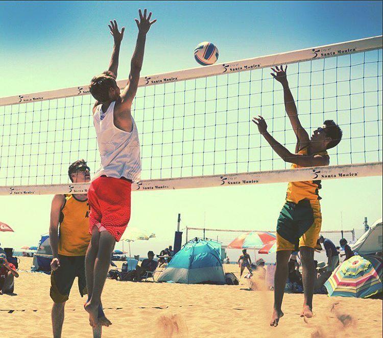 Beach dreamin'. Beach, Molten volleyball