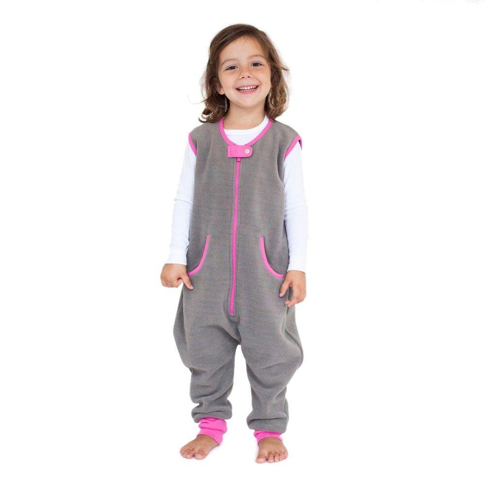 baby deedee Sleep Kicker Hot Pink - 18M-2T, Infant Girl's