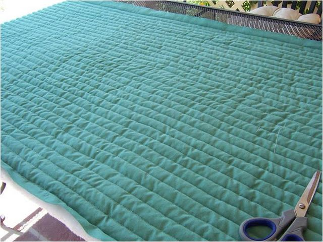 Art Threads Wednesday Sewing Quilted Yoga Mat Yoga Mat Diy Diy Yoga Yoga Mat
