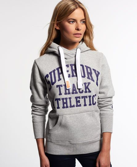 Superdry Athletics High hoodie