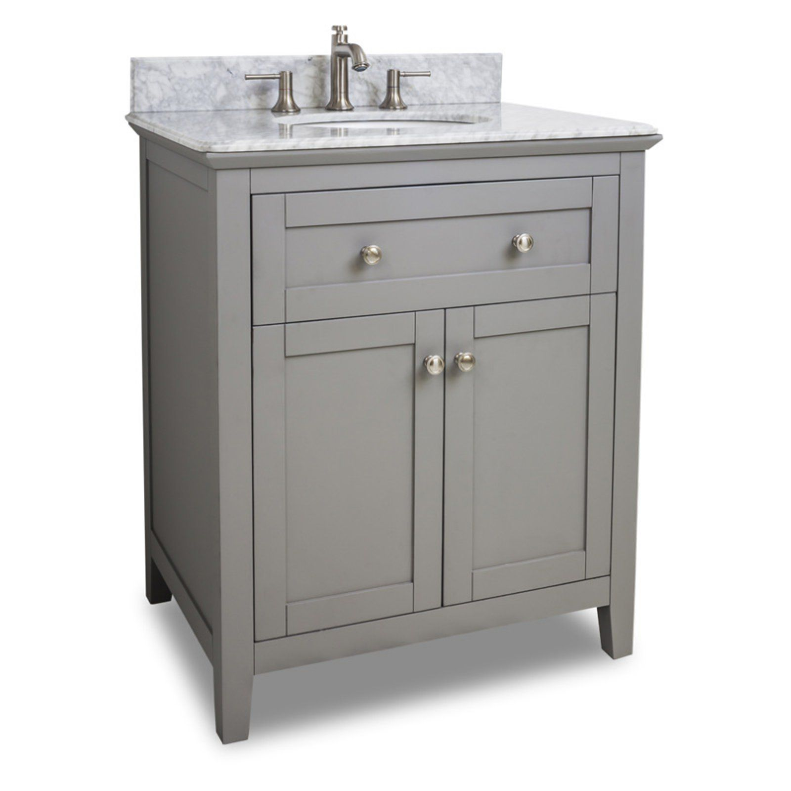 Chatham Shaker Jeffrey Alexander 30 In Vanity 30 Inch Bathroom