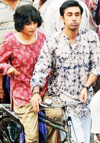 Fantastic Barfi Movie Ranbir Kapoor Inspired By Mr Bean Charlie Hairstyle Inspiration Daily Dogsangcom