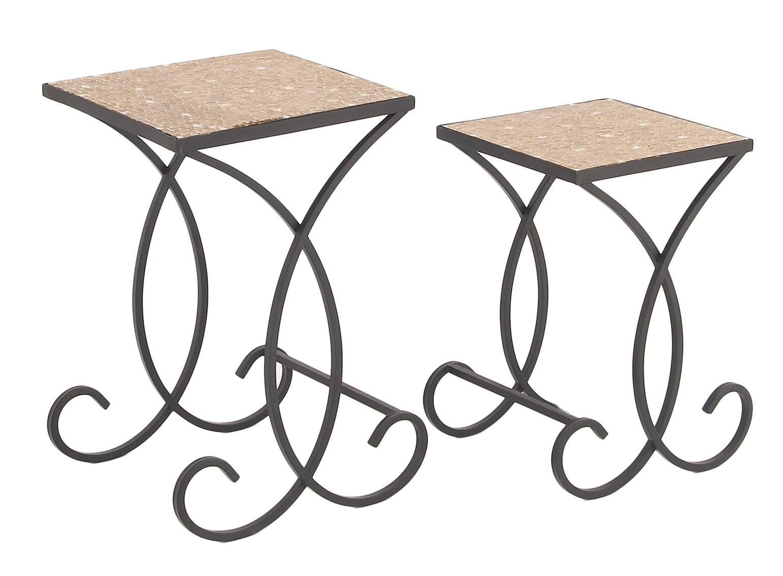 Sandstorm square mosaic 2 piece nesting tables products sandstorm square mosaic 2 piece nesting tables watchthetrailerfo