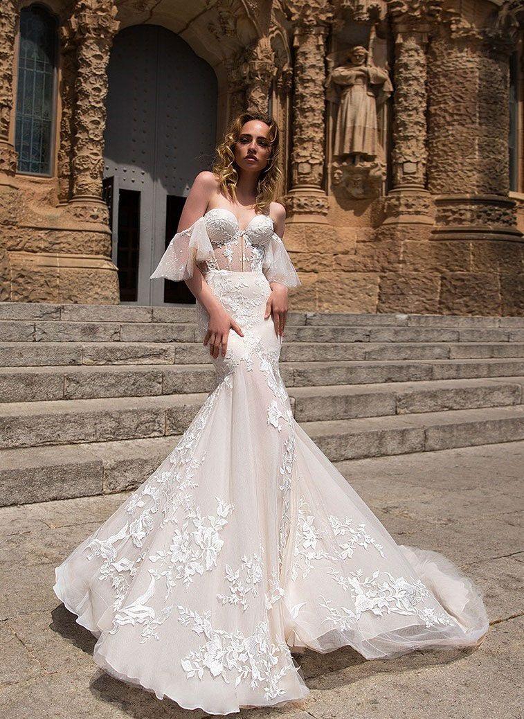 Ida Torez 2018 Wedding Dresses – Barcelona Bridal Collection