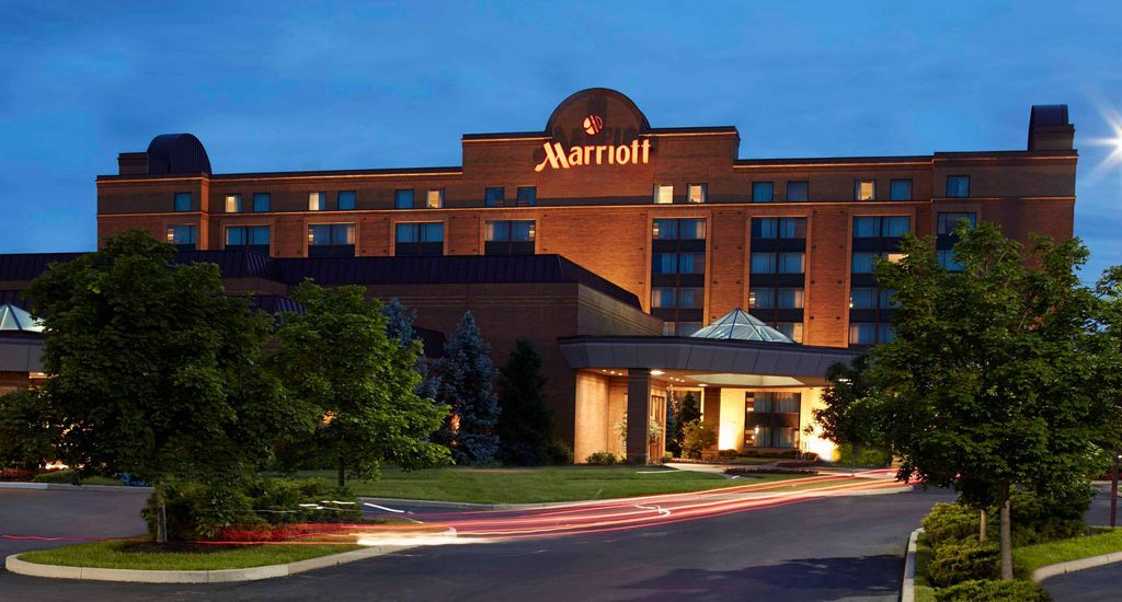 Columbus Marriott Northwest Is A Dublin Ohio Hotel Near Muirfield Village Golf Club