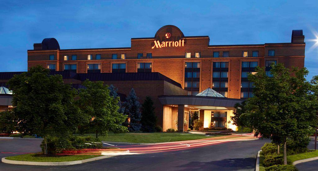 Columbus Marriott Northwest Is A Dublin Ohio Hotel Near Muirfield Village Golf Club