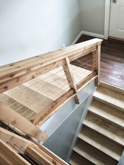 Best Outdoor Stair Railing Ideas Diy Stair Railing Wood 640 x 480