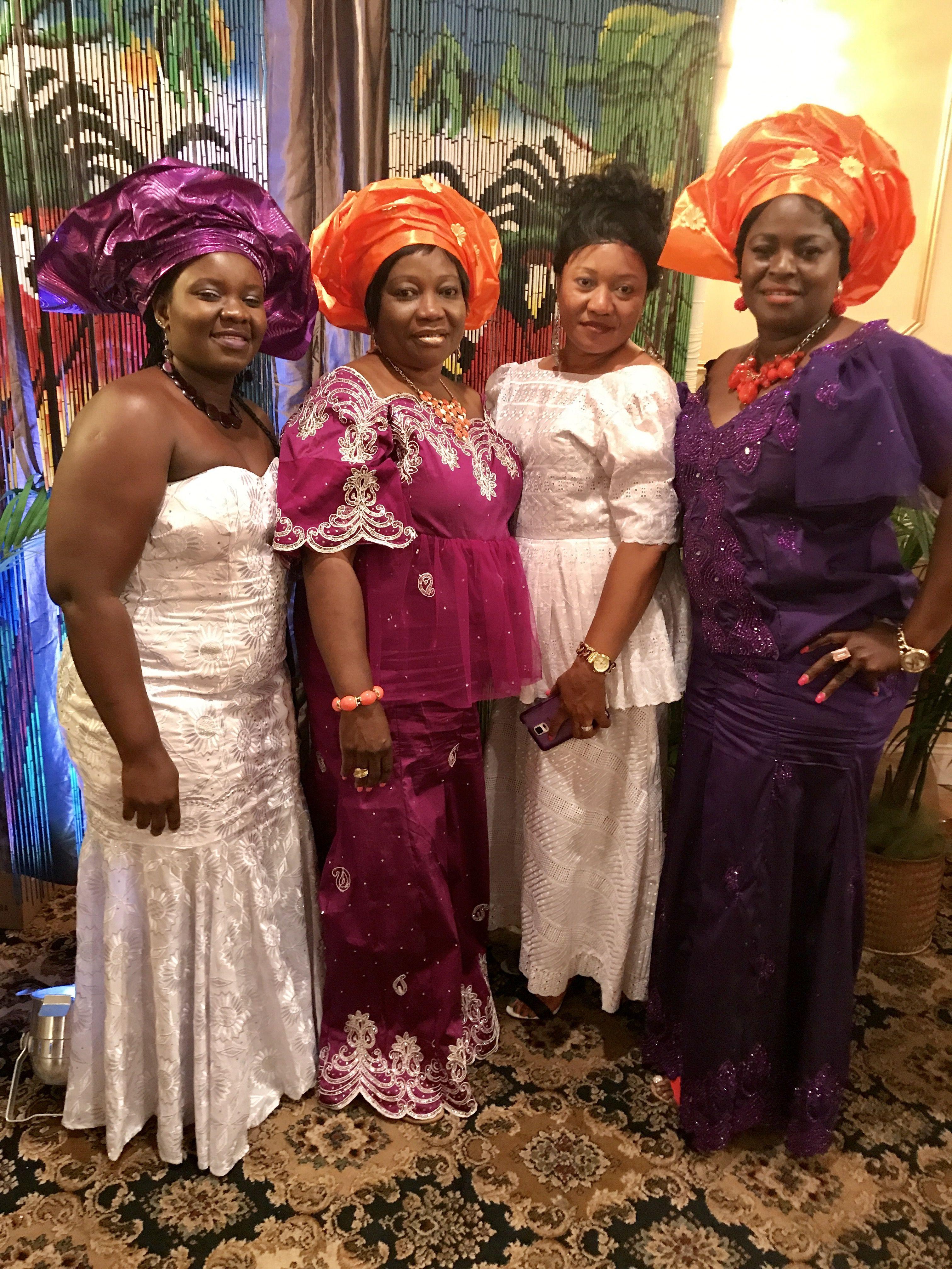 Nigerian wedding decoration images  Pin by Kpannah Kporlor on DeuRE Decor Liberian Tradional Wedding in