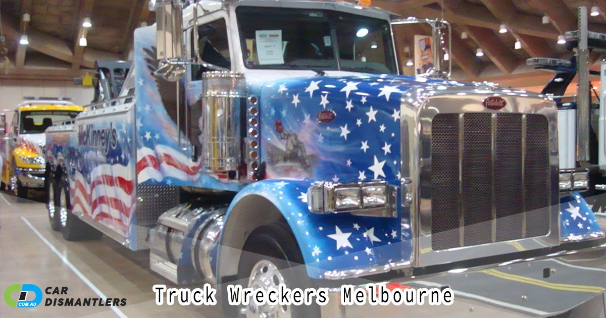 Melbourne\'s leading #truckwreckers and cash for truck service ...