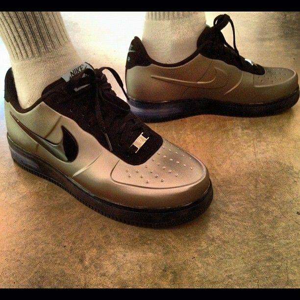 Nike Air Force 1 Air Baja Foamposite Csukettak Pinterest Nike Air 1 Force 480010