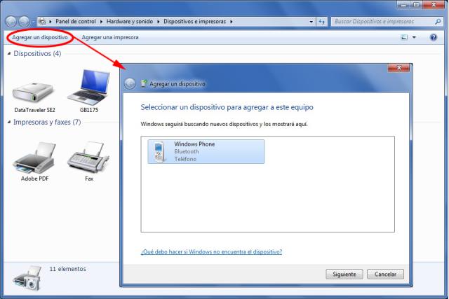 Usar Bluetooth En Windows 7 Para Enviar Y Recibir Archivos Bluetooth Informática Archivadores