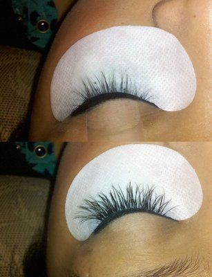 5f1ca1551e1 Eyelash Extensions Before And After | eyelash extensions-before and AFTER!  | Yelp