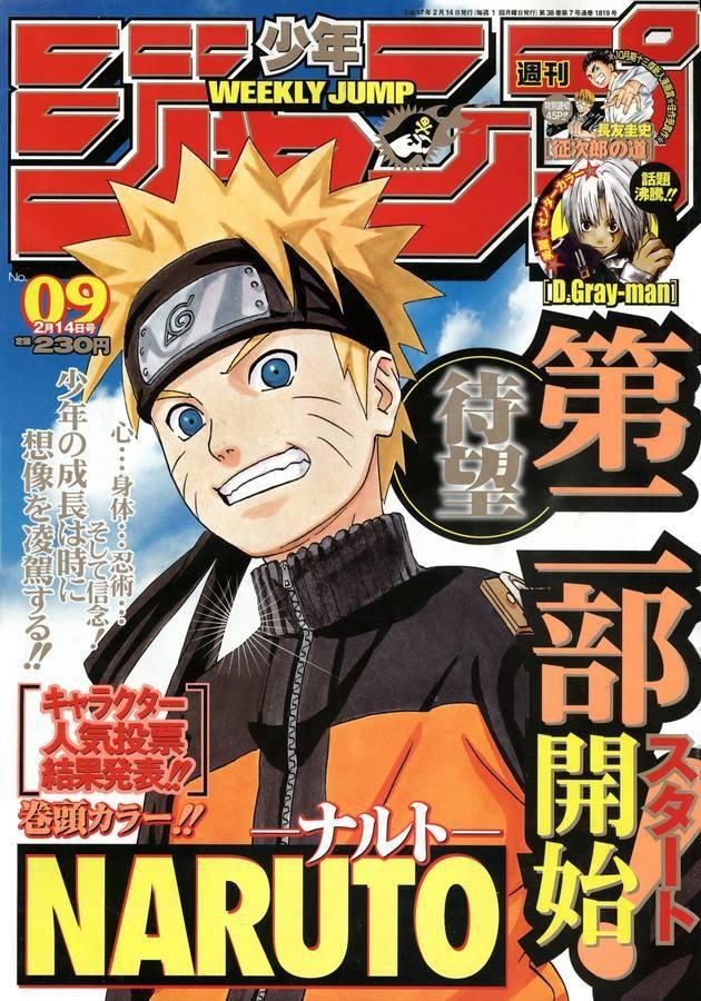 ¡15 Años de Naruto! ¡¡Todo en 99 imágenes!!