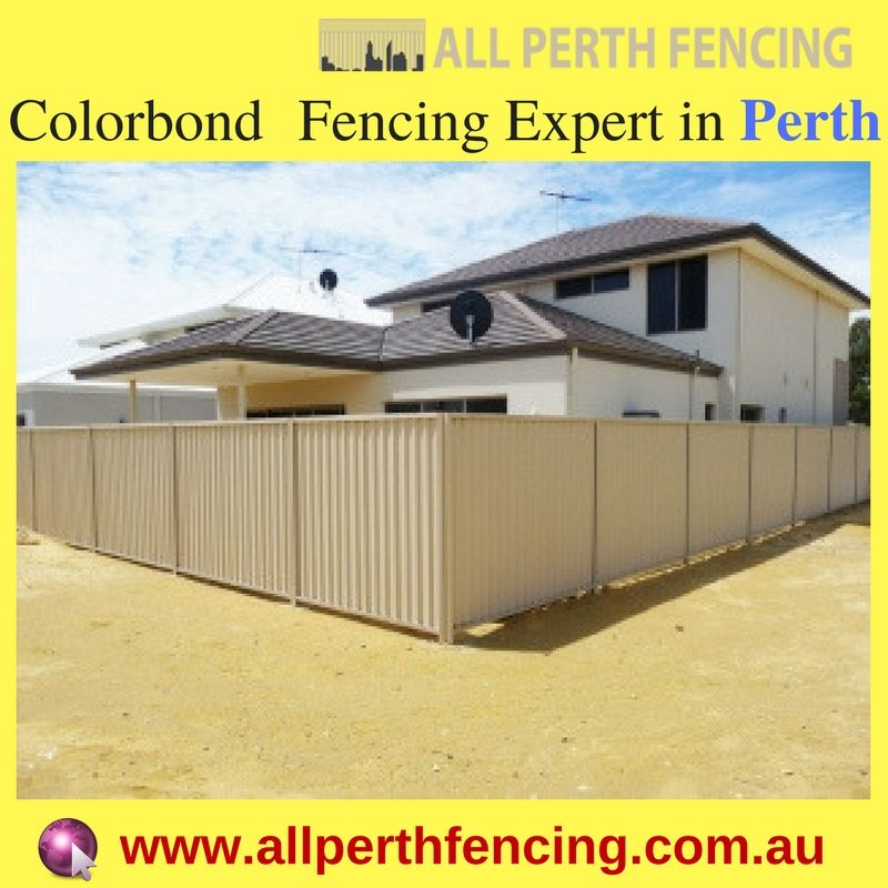 All Perth Fencing Is Fully Licensed Fencing Contractors In