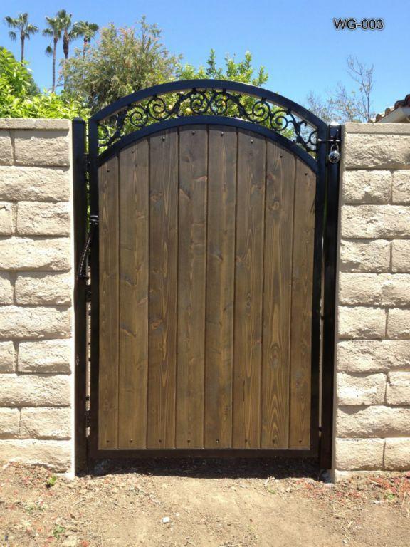 Advanced Iron Concepts Wooden Gates Wooden Doors