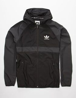 adidas windbreaker men