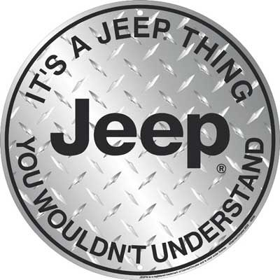 Jeep bumper stickers have become a popular item with hobbyists and jeep owners in recent times