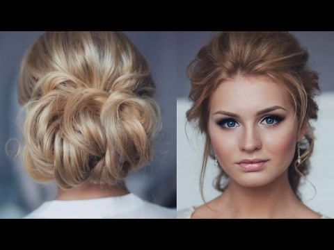 4 Fashion Hairstyles Model And Prom Hairstyles Hairstyles