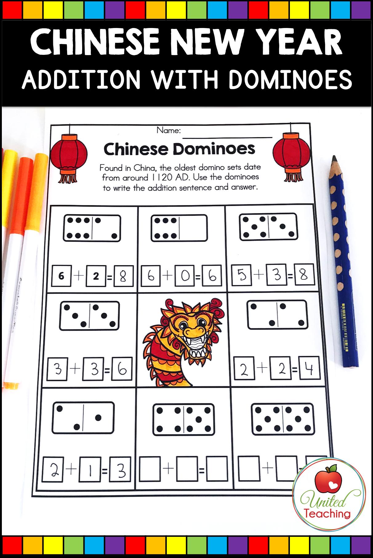 Chinese New Year Activites