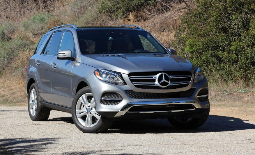 Tested: 2016 Mercedes-Benz GLE400 4MATIC - Photo Gallery of Instrumented Test from Car and Driver - Car Images - Car and Driver