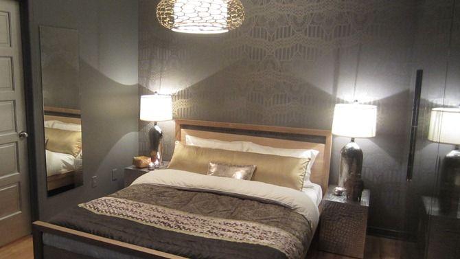 Design v i p la chambre coucher d 39 lise guilbault for Chambre a coucher decoration