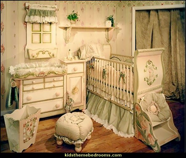 Beatrix Potter Peter Rabbit Nursery Theme
