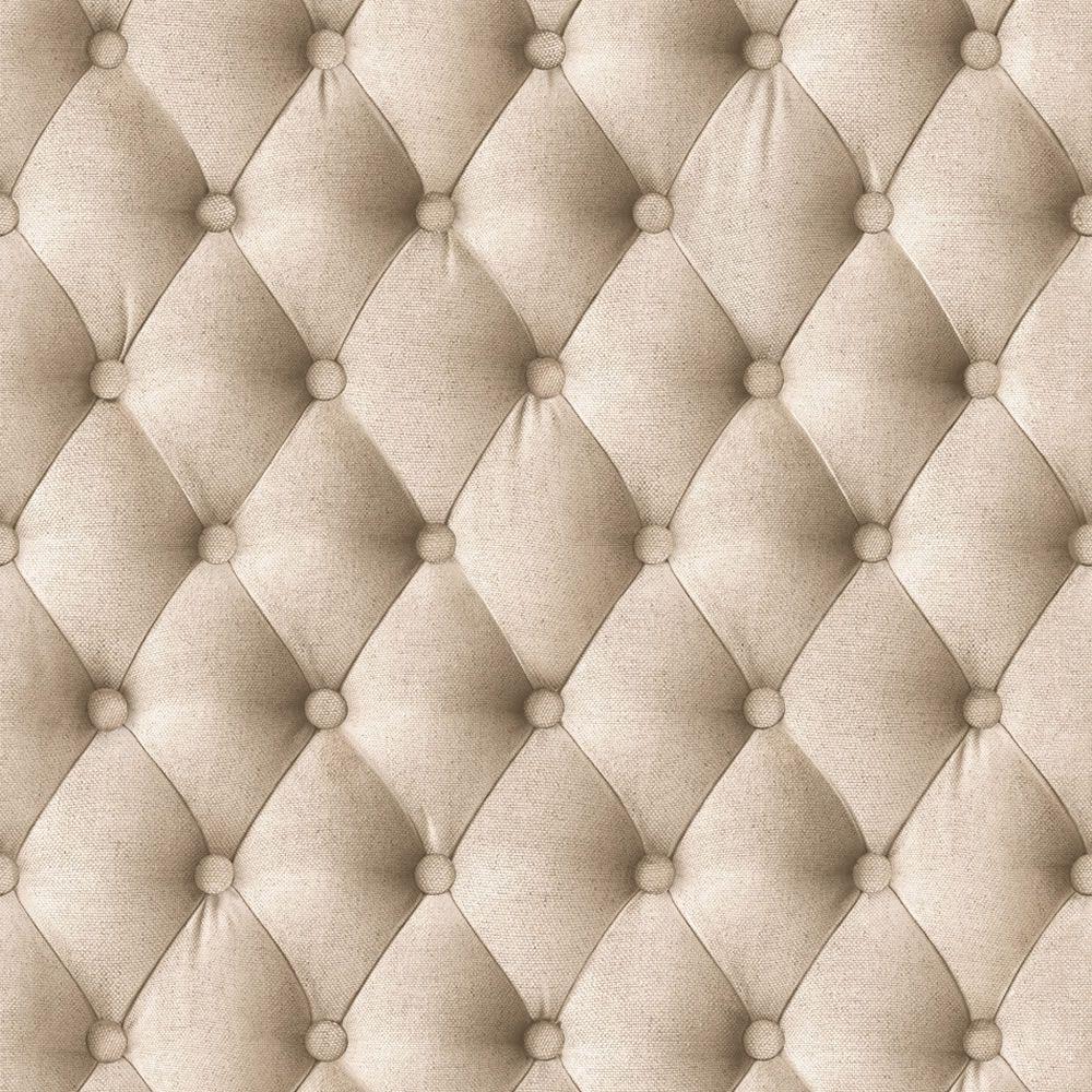 Muriva diamond padding beige wallpaper tapety for Carpet underlay texture