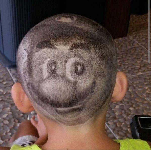 Die Super Mario Frisur Webfail Fail Bilder Und Fail Videos Epic Fails Funny Terrible Haircuts Epic Fail Pictures
