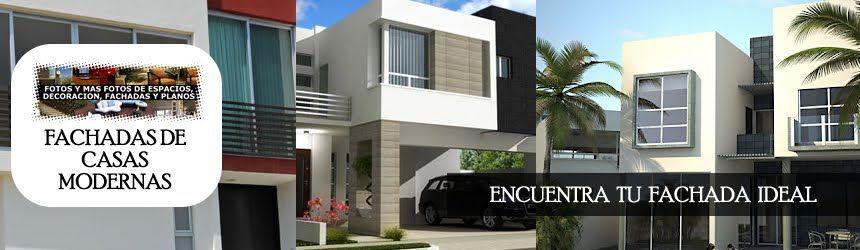 Encuentra tu fachada ideal interiores de casas y - Encuentra tu casa ...