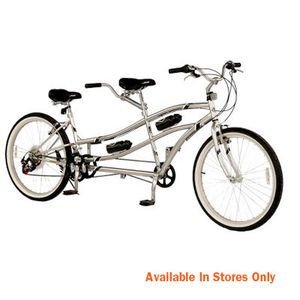 Kent 26 In Dual Drive Tandem Bike Mills Fleet Farm