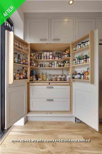 Pantry furniture 2 Pinterest Cocinas, Remodelacion de cocinas - remodelacion de cocinas