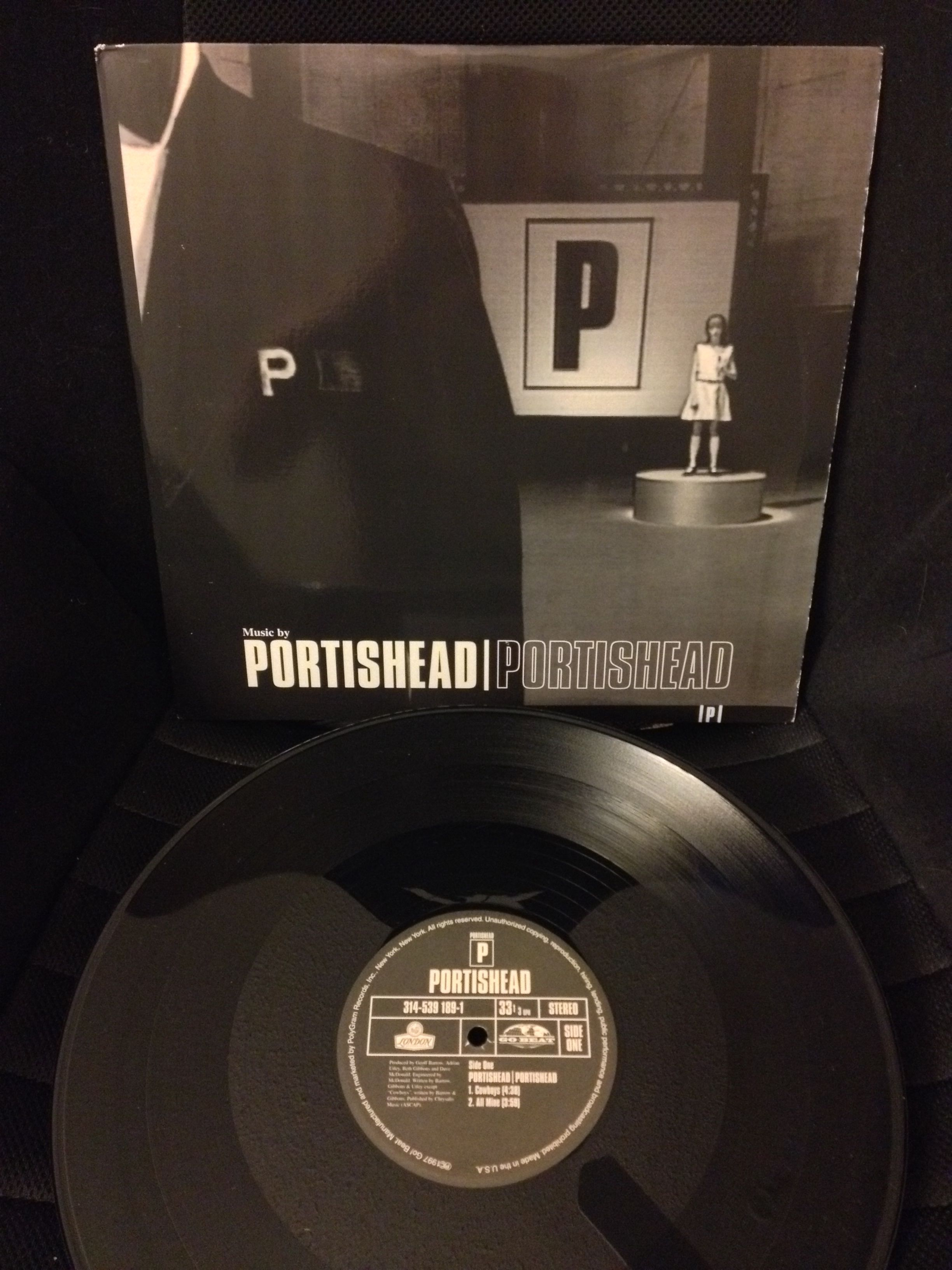 Portishead Portishead Vinyl Records Music Record Records