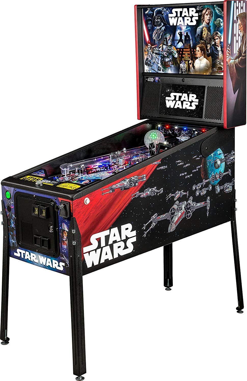 Stern Pinball Star Wars Arcade Pinball Machine