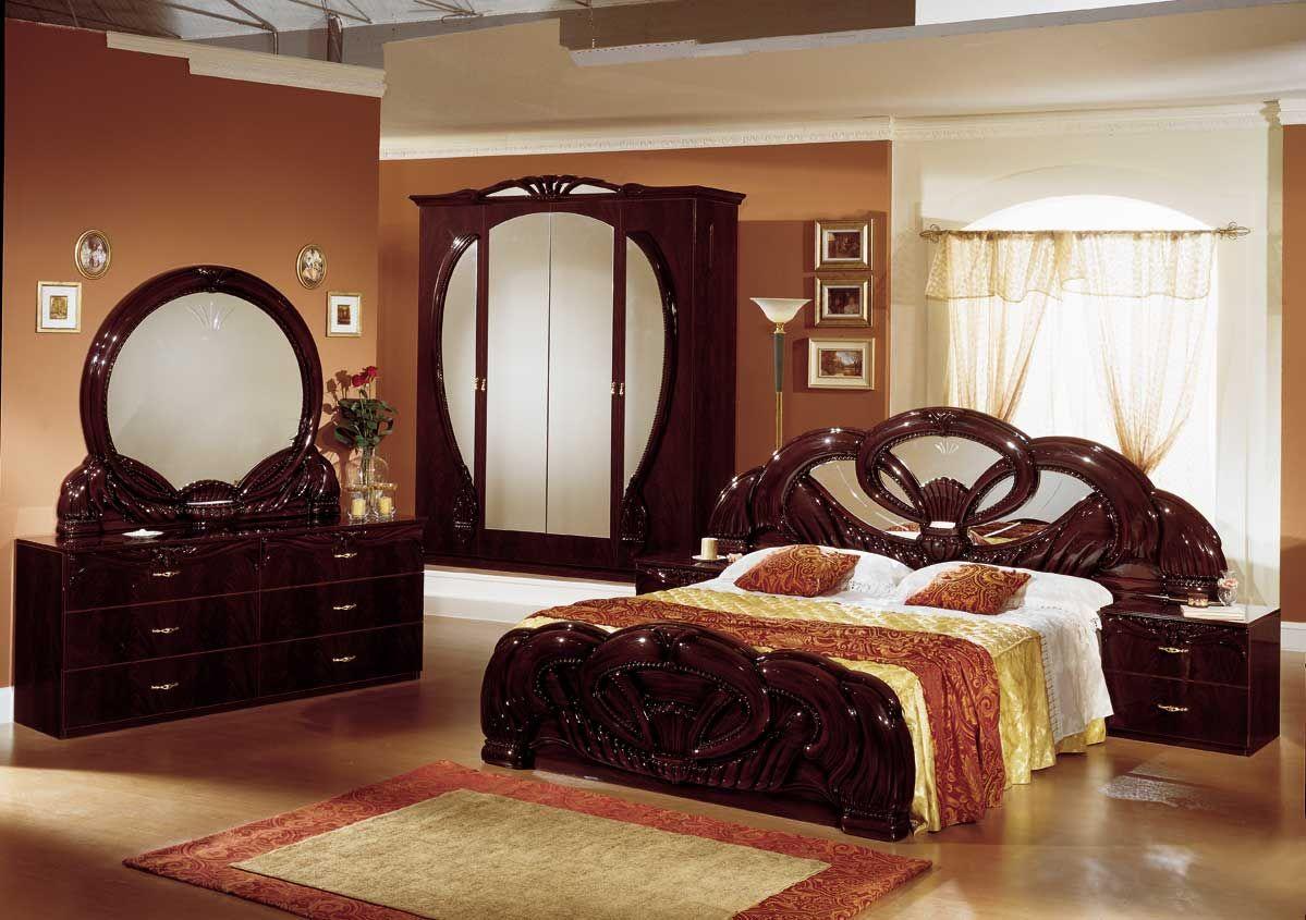 Uberlegen Fantastische Schlafzimmer Möbel Design Innenraum Ideen Möbel Derzeit Eine  Letzte Schicht Der Versiegelung, Lack,