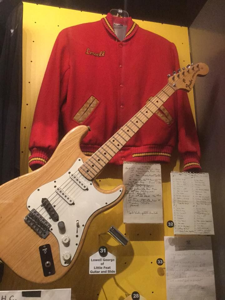 Lowell Georges Strat With The Following Modifications Telecaster