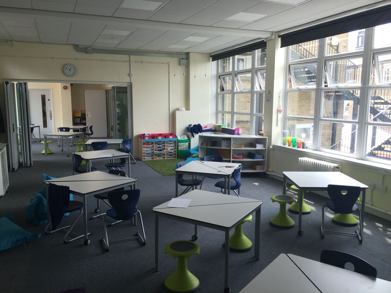 South Kendingtons Prep School With VS Shift Furniture