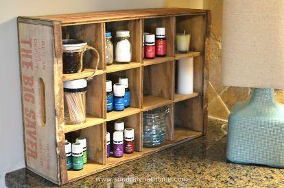 storage ideas repurposed vintage kitchen, kitchen design, organizing, storage ideas