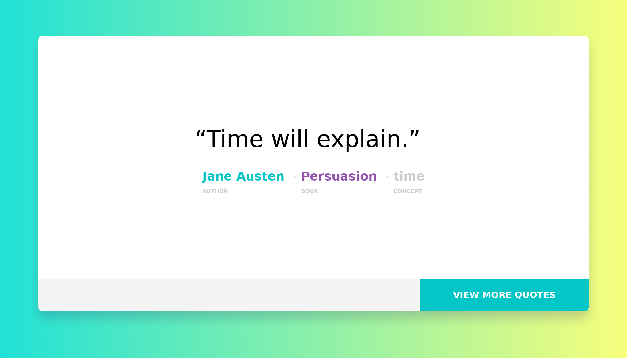 Book Quote No. 1101 janeausten persuasion time in 2020