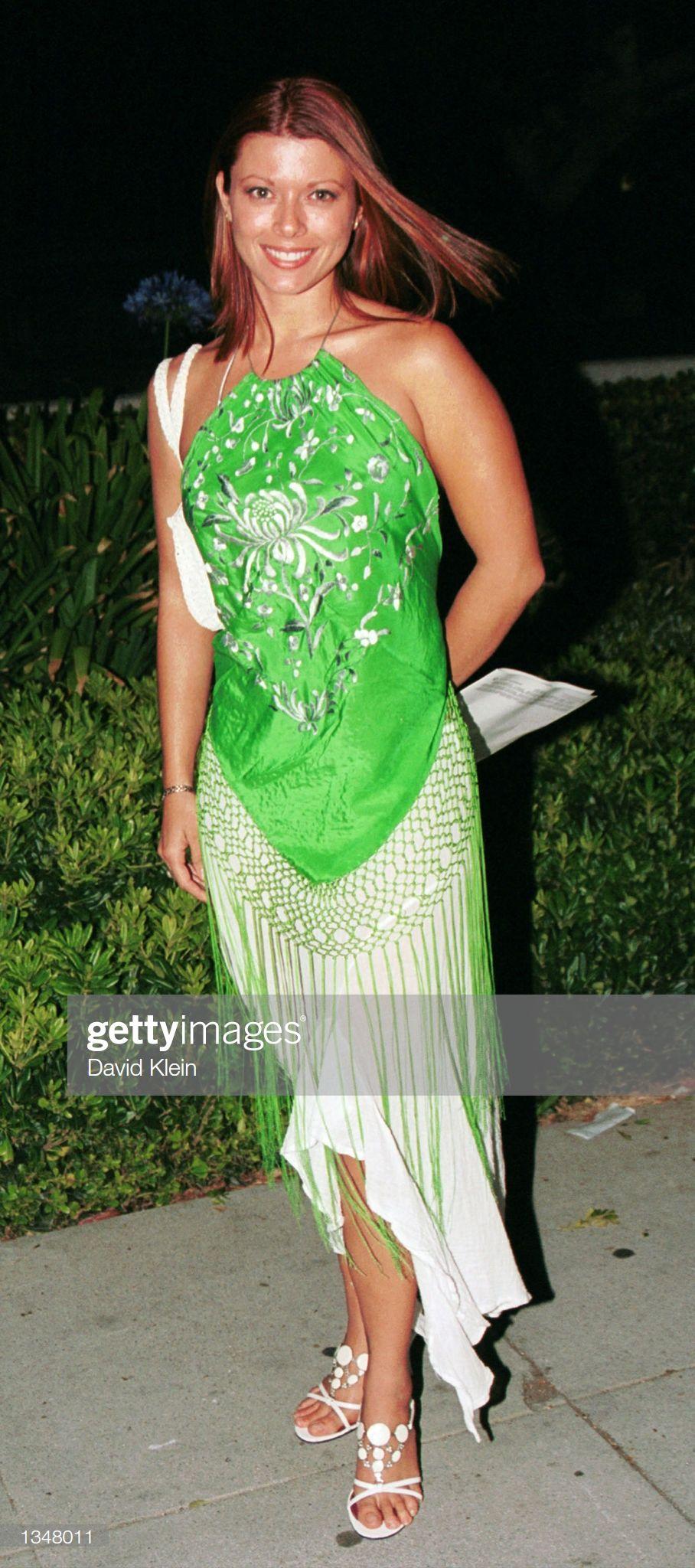 Angel Boris news photo : model angel boris attends the premiere party