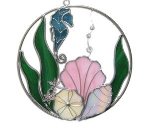 Seashell Ring Panel-maybe next project...