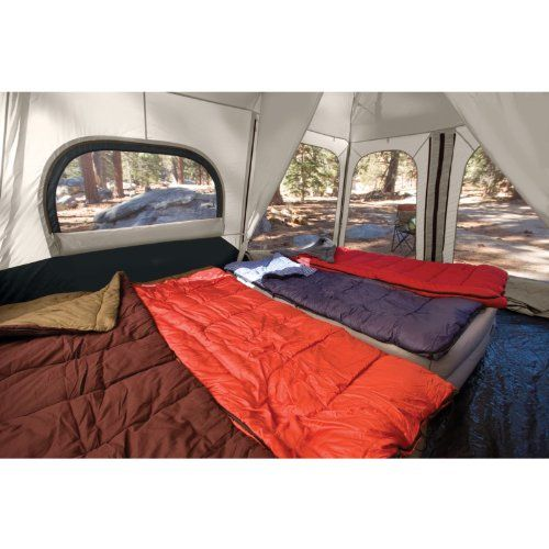 Camp Tents Basic Equipment For Tent Campers Family Tent