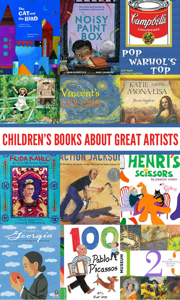 Photo of Art History for Kids: Children's Books About Great Artists