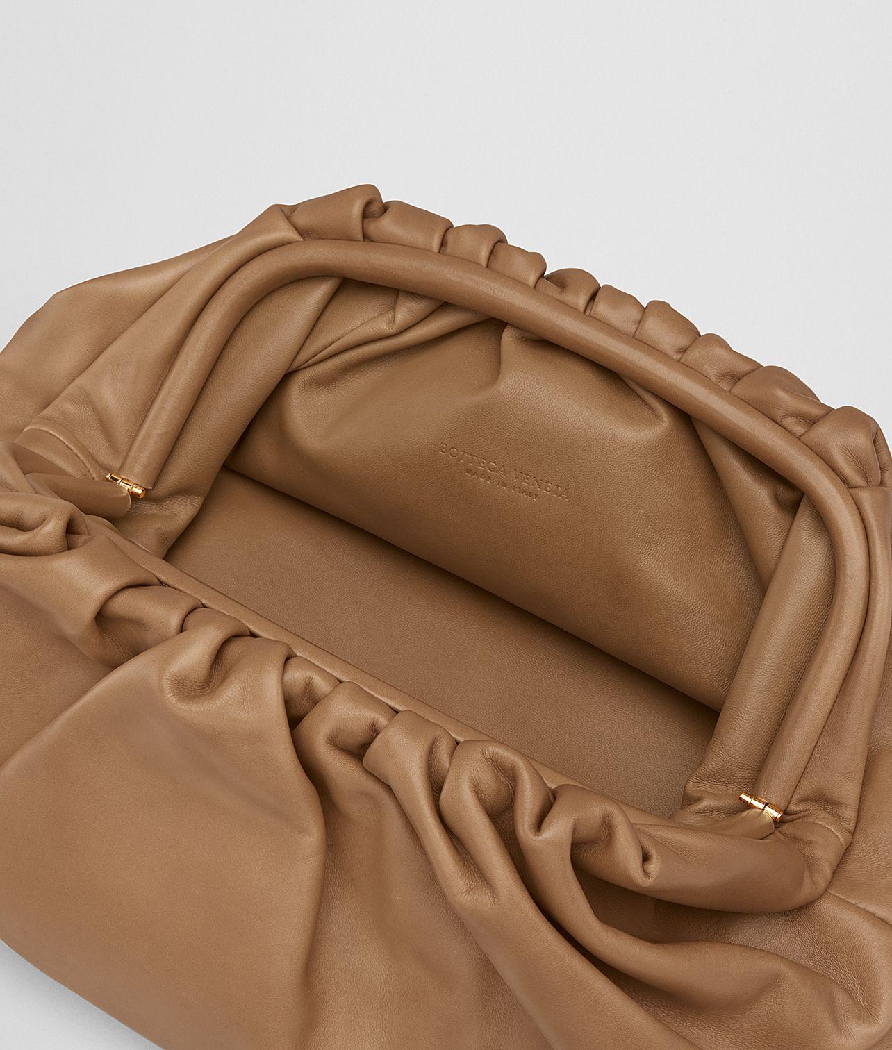 9c8123aa9b The pouch in butter calf in 2019 | leather | Bottega veneta, Bags ...