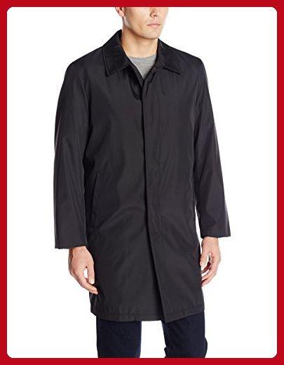 Perry Ellis Men s Poly Bonded Raincoat 33dad3c84