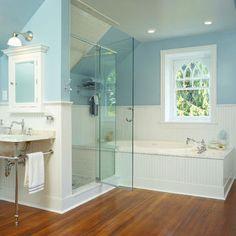 Bathroom Lighting For Slanted Ceiling Google Search