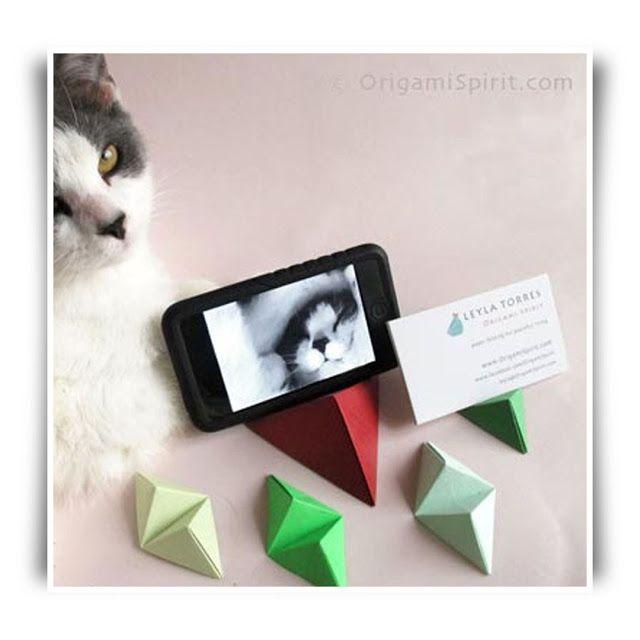 Design5studio Origami Business Card Holder Business Carde